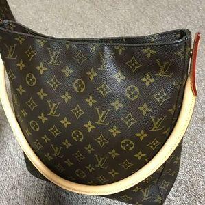 LV Looping GM pre pre owned